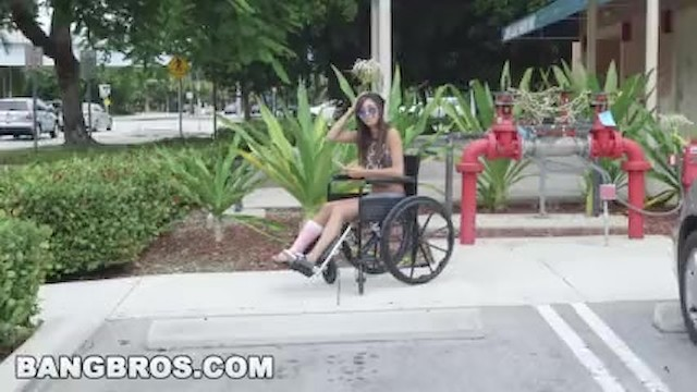 Трахнулись В Жопу В Инвалидной Коляске